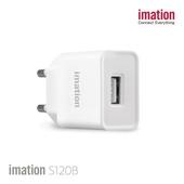 이메이션 S120B 12W 1포트 휴대폰 USB고속 충전기