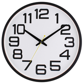 에다드국민무소음벽시계