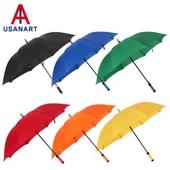 우산아트 70 폰지컬러 자동장우산