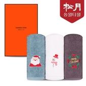 [송월타올] 항균 크리스마스타올 150g 1P