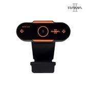 라마투 RAMA-WC100 웹캠 개인방송 화상회의 통화 수업용 화상카메라