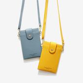 여성용 크로스 핸드폰 가방