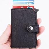 자동팝업 NFC 카드지갑 카드케이스 지갑