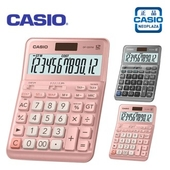 [카시오] 계산기 DF-120FM 핑크