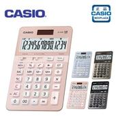 [카시오] 계산기 JS-40B 핑크 /14자리
