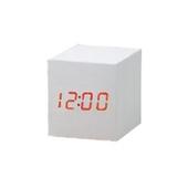 LED시계-정사각(화이트)