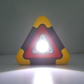 다용도 LED 안전 삼각대 작업등 캠핑 여행 백패킹 등산