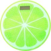 디지털 강화 유리 수박 레몬 체중계 (온도 기능 추가)