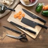 [아비스] 주방용 칼,가위 6종 세트