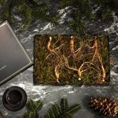 [21년설][선물포장] 더 기다림 편하게 먹는 강원도 토종 산양삼 장뇌삼 산양산삼 선물세트/6뿌리 [5년~6년근]