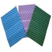 방석 4단방석 휴대용방석 미니방석 돗자리