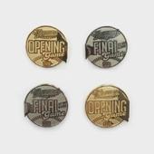 (제작) 도금(금,은,동,흑) 뱃지|FM 6404