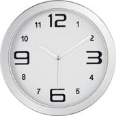 JS-1090크롬무소음벽시계(벽걸이시계)