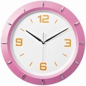 JS3023도금무소음벽시계 벽걸이시계