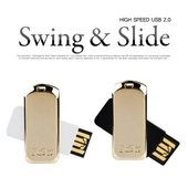 쥬비트 스윙&슬라이드 골드 4G