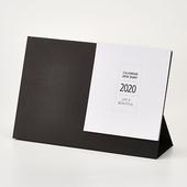 2020년 특허북타입밴드형탁상달력-다이어리형