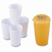 튜립물컵(4P)
