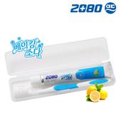 애경 2080 치약칫솔 세트 1호 휴대용세트/여행용세트