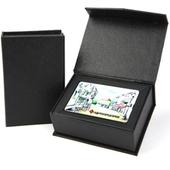 DV D7 카드형 USB 16G(고급사바리케이스)