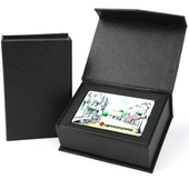 DV D7 카드형 USB 32G(고급사바리케이스)