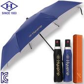 협립 3단 실버 우산