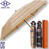 협립 3단 선염체크 우산