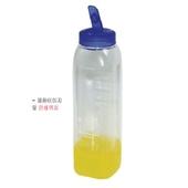 [물통] 페트 투명 물병1.5