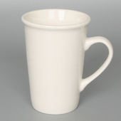 모던롱화이트머그(머그컵)