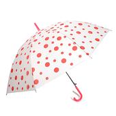 53 땡땡이 반투명우산