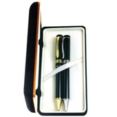 엔틱크라운금,은장고급벨벳케이스2P세트(볼펜선물)