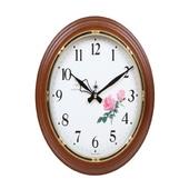 300장미벽시계(벽걸이시계)