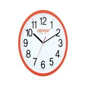오렌지벽시계(벽걸이시계)