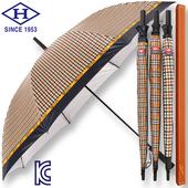 협립 70 DBS체크 골프우산(장우산)