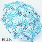 [엘르] 바람플라워 5단 수동우산