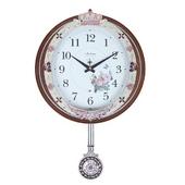 왕관월넛추시계 AP-589 (벽걸이시계)