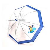 48 캐릭터밴드 호루라기 투명우산/아동우산