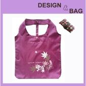 에코사랑 와인칼라장바구니/질기고 가벼운 시장가방