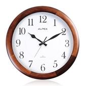 알펙스벽시계 AW-150 원형(벽걸이시계)