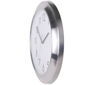 TS-380알루미늄벽시계 (무소음)
