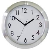 TS-380알루미늄 (무소음)(벽걸이시계)