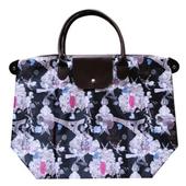 에코사랑 여행용대형 장바구니/시장가방
