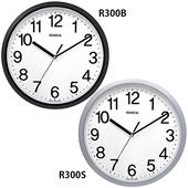 로니카 무소음 정통벽시계 R300B/300S