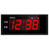 디지털벽시계 대형 100평형 C8200