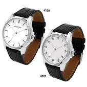 파올라 손목시계 472A/472F
