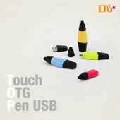DV 터치 otg 펜 3in1 스마트 USB 4G