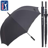 PGA 75수동 로고바이어스 우산