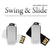 쥬비트 스윙&슬라이드 실버 64G