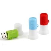 쥬비트 CAN 거치대 USB 16G