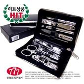 쓰리세븐 HD-940 실버 손톱깎이세트