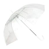 60 고급 투명우산 (곡자손잡이)